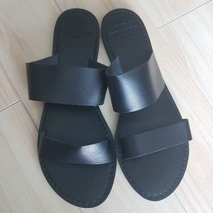 Abercrombie & Fitch Double Strap Sandal